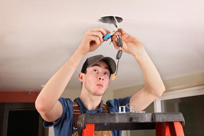 choosing an electrician in Arlington