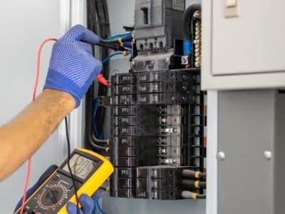 commercial electrical inspection arlington